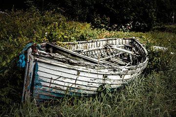 altes Boot von Freddy Hoevers