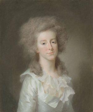 Prinzessin Frederica Louisa Wilhelmina, Johann Friedrich August Tischbein