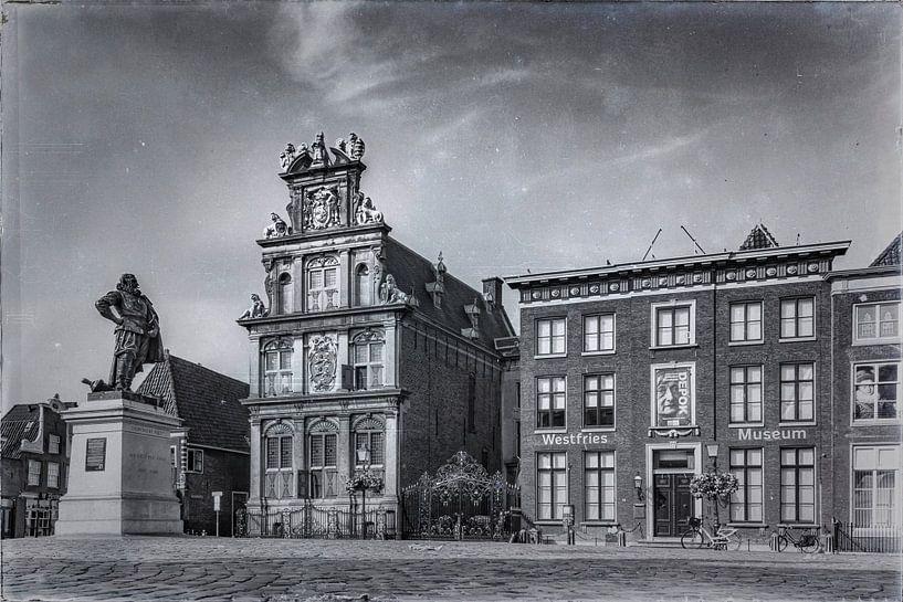 Musée Westfries à Hoorn sur Jan van der Knaap