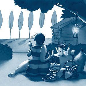 Vet Wuuf's picknick  van