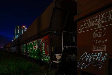 Wagons de train