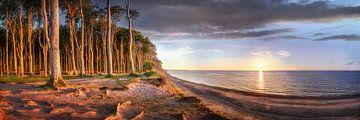 Küstenlandschaft an der Ostsee in Mecklenburg Vorpommern von Voss Fine Art Photography