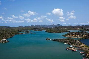 Kijkje over het eiland Curacao von Ronald en Ancil Fotografie