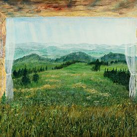 Nature Room van Art Demo