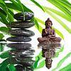 Boeddha Art van Tanja Riedel thumbnail