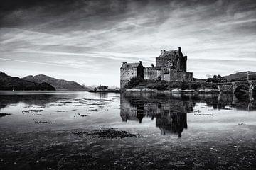 Eilean Donan Kasteel, Schotland sur