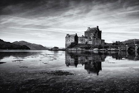 Eilean Donan Kasteel, Schotland von Bibi Veth