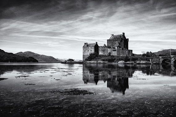 Eilean Donan Kasteel, Schotland van Bibi Veth