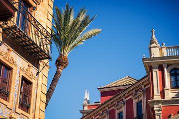 Seville – Plaza de San Francisco sur Alexander Voss
