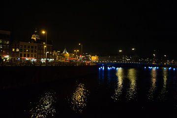 Amsterdam at Night van