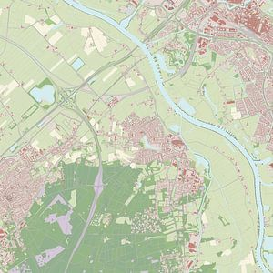 Kaart vanHattem