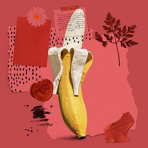 Bananen essen von Rudy & Gisela Schlechter