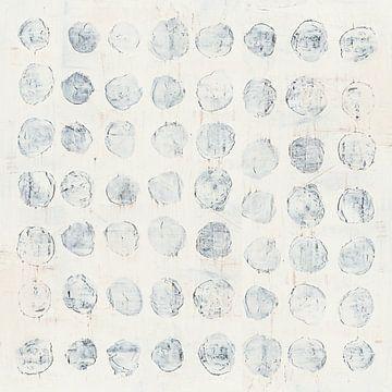 Cirkels op wit, Wild Apple Portfolio van Wild Apple