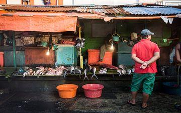 Ambon - Markt van Maurice Weststrate