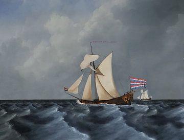 Amirauté d'Amsterdam sur Cornelisz van de Beste