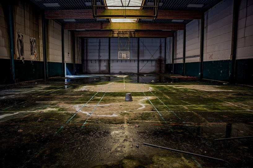 Basketbalveld von Steven Dijkshoorn