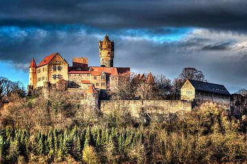 Burg Ronneburg in Hessen