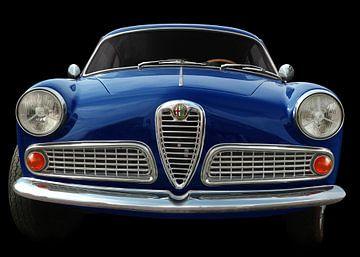 Alfa Romeo Giulietta Sprint 1600 von aRi F. Huber