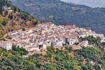 Village blanc en Andalousie sur Visueelconcept