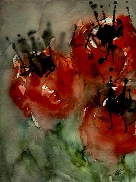 Rote Früchte von Christine Nöhmeier