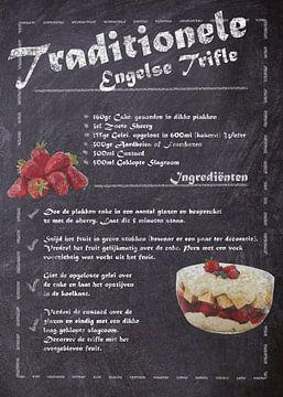 Dessert Recept: Engelse Trifle van JayJay Artworks