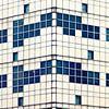 Detail van het gesloopte Tandheelkunde gebouw op de Uithof in Utrecht van De Utrechtse Grachten thumbnail