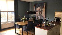 Kundenfoto: Listen von Flow Painting, auf nahtloser fototapete