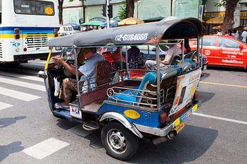 Tuk-Tuk in Bangkok (Thailand) van t.ART