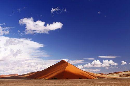 Dünen Namibias von W. Woyke