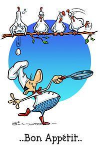 Keuken Kunst • Spyke Spoon van Stan Groenland