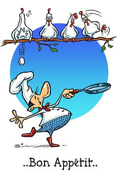 Art de la Cuisine • Spyke Spoon sur Stan Groenland