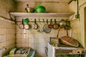 Oude Keuken (Urban) van Robert Van den Bragt