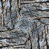 Wet rock (006) van Jeroen van der Meij thumbnail