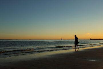 Een wandeling op het strand van Gerando Sinke Hobbyfotografie