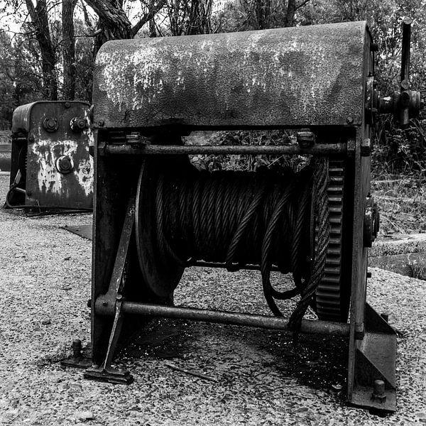 Lier in zwart-wit van Edwin Muller