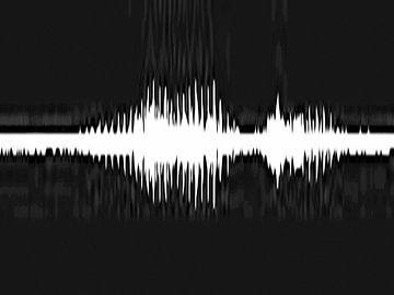 Schallwelle IV von Maurice Dawson