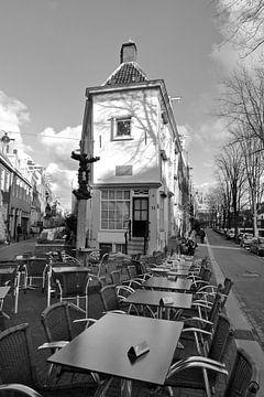 Gebäude in Amsterdam von Marianna Pobedimova