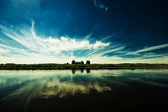 The black river van Malte Pott