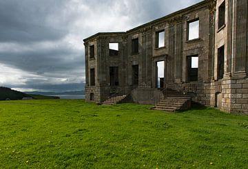 Downhill Demesne; Castlerock van