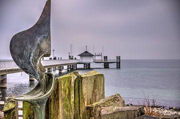 Friedrichshafen pier van Frank Bogdanski