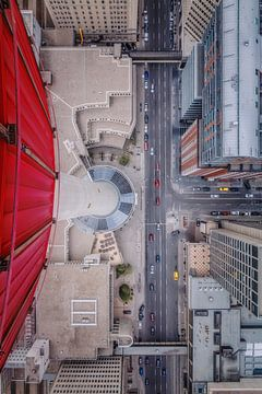 Calgary Tower van Erik de Boer