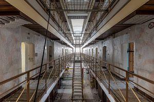 Symmetrie in de gevangenis