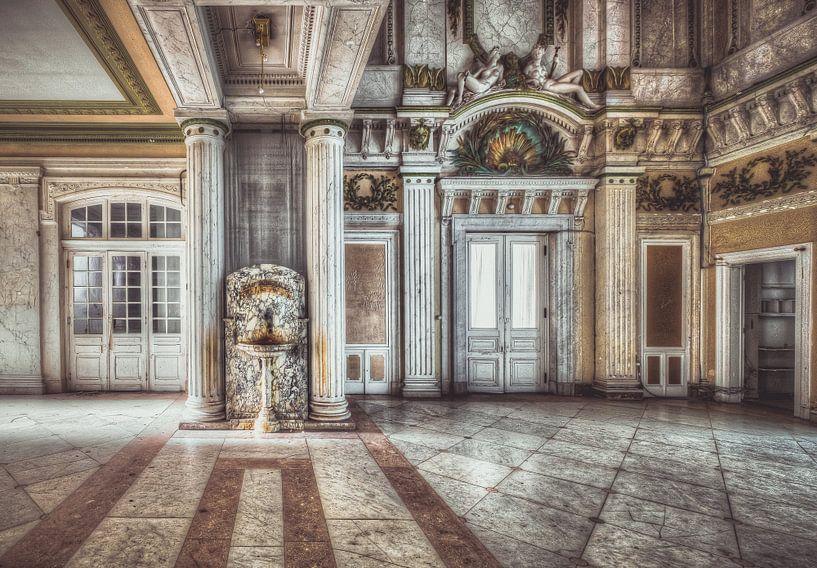 Abandoned Spa von Cindy Maertens