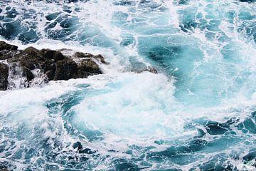 Blauer Ozean von Samira Uddin