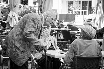 Belgische alte Leute von Aukelien Philips