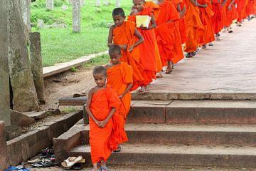 Buddhismus, Sri Lanka von Inge Hogenbijl