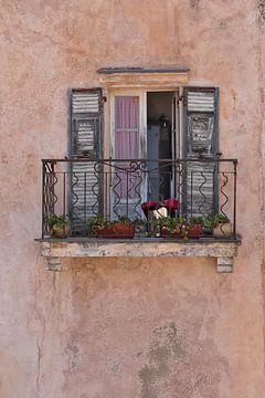 Fenster mit einer Geschichte von Kim Roelofs-Huender