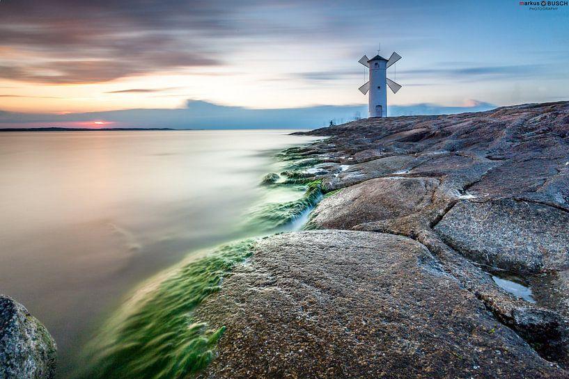 Leuchtturm van Markus Busch
