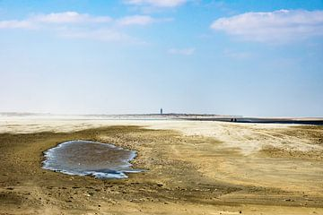 Strand bij Ouddorp sur Michel van Kooten