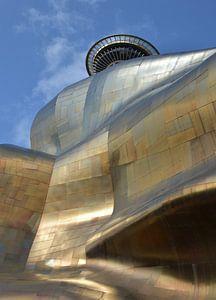 Musée de la serpillière de Seattle sur Monique ter Keurs